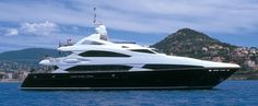 Sunseeker Yachts  | for more beautiful super yacht pins, you're welcome to follow my // luxe boating // board | Sophie Kate xox