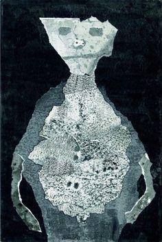 Barbe illuminante 1959 Jean Dubuffet