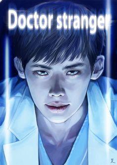 Lee Jong Suk, Doctor Stranger Art