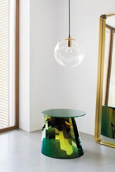 Victoria Wilmotti's Pli Side Table - ClassiCon DE