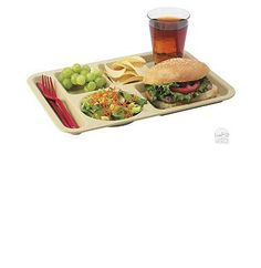 I remember these from the my grade school lunch room.