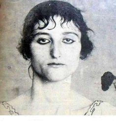 İlk kadın kabadayı Hanzade, nam-ı diğer Baltalı Hano, 1890