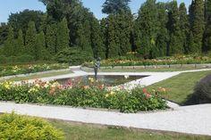 polana z fontanna baletnicy - ujęcie 2