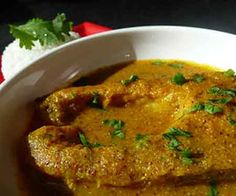 Spicy Bengali fish curry