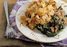 Miso Harissa Delicata Squash and Swiss Chard Bulgur Recipe « Chef Marcus Samuelsson
