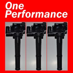 1995-2004 Toyota 4Runner/T100/Tacoma/Tundra Ignition Coil 90919-02212 (Set of 3)
