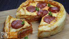 RAKOTT MINI PIZZA RECEPT VIDEÓVAL - rakott mini pizza elkészítése Pepperoni, Minion, Bacon, Recipes, Food, Recipies, Essen, Minions, Meals