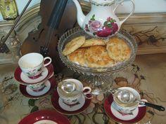 Bernideen's Tea Time Blog: COCONUT SCONES ARE DELICIOUS