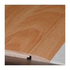 "Bruce Flooring 0.75"" x 2.25"" x 78"" Hickory Reducer in Saddle"