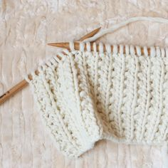 Cotton Candy Sweater - Morgane Mathieu for We Are Knitters