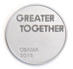 Obama for America | 2012 | Store | Eddie Borgo - Collections