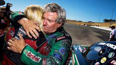 As Courtney Force, John Force Duel, Emotions, Intrigue Run High
