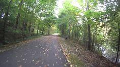 Virtual Cycling: The Berkshires (Ashuwillticook Rail Trail)