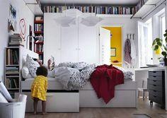 Virtual Bedroom Designer Ikea Ikea Small House Plan 621 Square Feet  Small Spaces  Pinterest