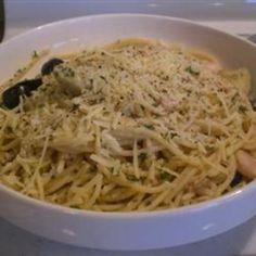 Artichoke & Shrimp Pasta
