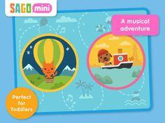 Sago Mini Music Box: Early Rhythms and Tunes
