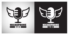 MICROPHONE Band Logo on Behance