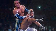 """Volador Jr., retuvo el Campeonato Mundial Welter Histórico NWA ante """"La Máscara"""" en pasados días, dentro de la tradicional Arena Puebla, estará..."""