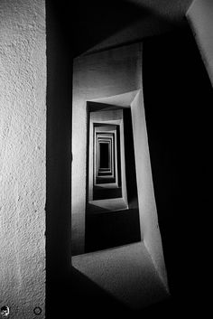 Espacios de la mente... Con luz, con sombra...