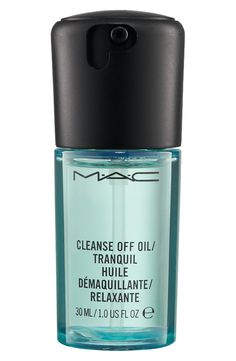 Perfect for traveling | 'Mini' Tranquil Cleanse Off Oil