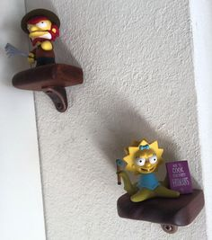#thesimpsons #maggie is looking #evil feel free to show us your #shelflifeshop in use. #kidrobot #toys #blindbox