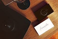 Business Card & Logo for AreaPelli on Behance