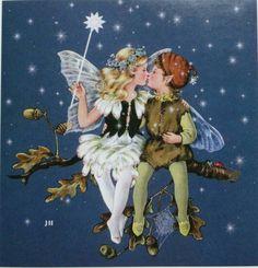 Fairy love.