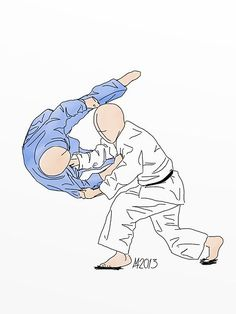 Sumi-otoshi: Corner drop