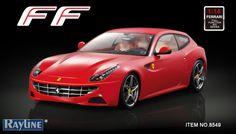 RC 8549 MJX Ferrari FF