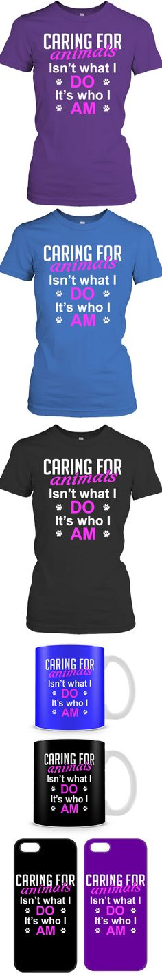 Do You Care For Animals? Then Click The Image To Buy It Now or Tag Someone You Want To Buy This For.