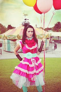 carnival shoot