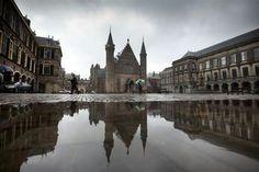 Herfst op het Binnenhof. Foto ANP.