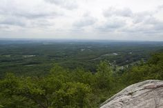 Stokes State Forest NJ. View from Sunrise Mountain