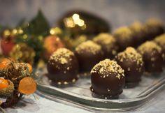 Zserbógolyó egyszerűen Hungarian Recipes, Wedding Desserts, Christmas Baking, Christmas Recipes, Christmas Cookies, No Bake Desserts, Baking Desserts, No Bake Cake, Cookie Recipes