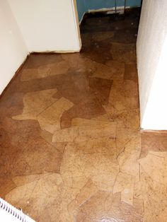 creative inspiration resin bathroom floor. Custom penny flooring  Metallica Pinterest Interiors Kitchens and House
