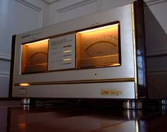 Onkyo M-510 Audio Amplifier, Hifi Audio, Audiophile, Speakers, High End Hifi, High End Audio, Audio Vintage, Audio Sound, Retro Vintage