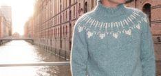 Ravelry: SMALI- Icelandic sweater pattern by Maja Siska