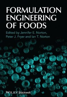 Through the use of eye-catching examples, such as low fat and low calorie chocolate, and salt reduction strategies in products like cheese and sauces, the book is at once easy to relate to and innovative. Presenting new methods and techniques for engineering food products, this book is cutting edge and as food formulation is a new method of food science, this is a timely publication in the field.