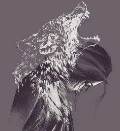 Wolf girl.. https://instagram.com/p/BAUuESRSqma/