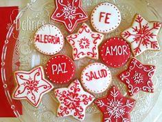 cookies navideñas