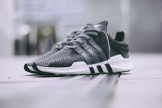 """adidas EQT Support ADV Drops in """"Cool Grey"""""""