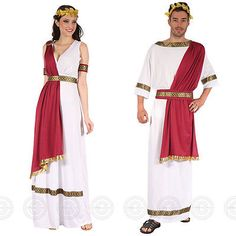 Adult greek #caesar / goddess toga roman #fancy dress costume #ancient ac364 coup, View more on the LINK: http://www.zeppy.io/product/gb/2/291573587045/
