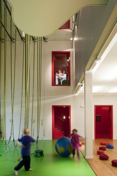 sct. nicolai children's culture house / kolding / 2008 - DORTE MANDRUP ARKITEKTER
