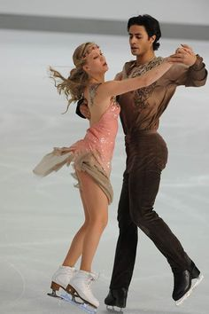 Weaver and Poje...he's a really handsome man!