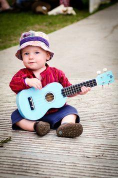Cambridge Folk Festival, Baby Musician