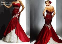 Valentine's Day Wedding Dress http://blog.dhgate.com/wp-content/uploads/2010/08/Chinese-valentines-day-gifts-3.jpg