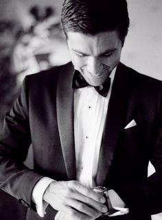 Opt for a timeless tuxedo #DestinationWeddings #Grooms