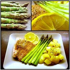 Slané recepty – Rýchlo, zdravo a chutne / LRfit Zdravo, Workout Programs, Asparagus, Fitness Tips, Cooking Recipes, Food And Drink, Vegetables, Diets, Cooker Recipes