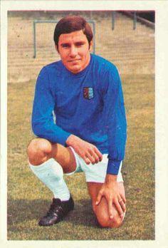 Colin Viljoen of Ipswich Town in 1970.