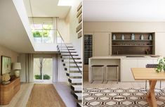 British Duo Todhunter Earle Pairs Psychology and Design - Introspective Entrance Halls, Spacious Living Room, Drawing Room, Room Set, Havana, Side Chairs, Modern Architecture, Contemporary Design, Beach House